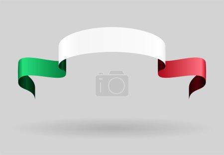 意大利国旗背景.矢量图_正版图片_高清图片_图片下载