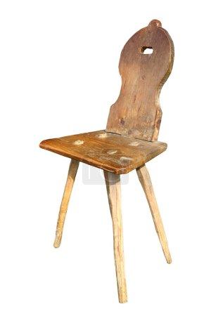 古代手工制作椅子